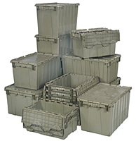Attached Top Containers (QDC Series)