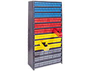 Closed Steel Shelving Systems