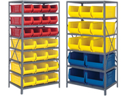 24 in. Steel Shelving Systems