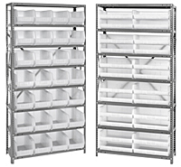 Steel Shelving Systems