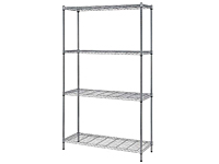Quantum Convenient 1 Box Wire Shelving