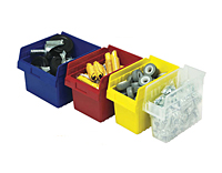 Quantum Store-Max 8 Inch (in) Shelf Bins