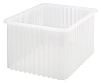 Clear DG93120CL Containers