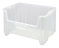 Clear QGH700CL Containers