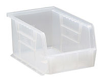Clear QUS221CL Bins