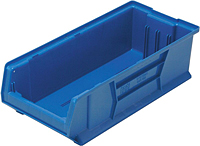 Blue QUS952 24 in. Containers