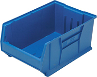 Blue QUS954 24 in. Containers