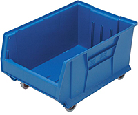 Blue QUS964MOB 24 in. Containers