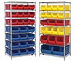 24 in. Wire Shelving Systems