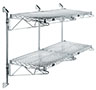 CB18, CB24, DCB18 Multiple Shelves